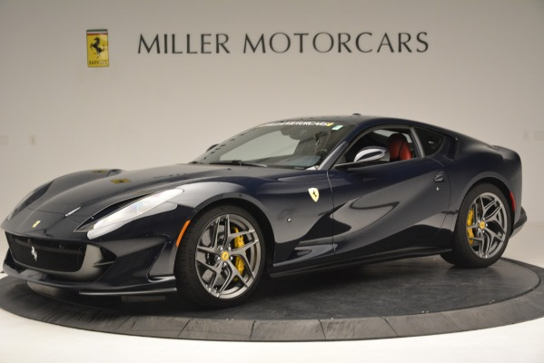 Used 2018 Ferrari 812 Superfast for sale $349,900 at Maserati of Westport in Westport CT 06880 2