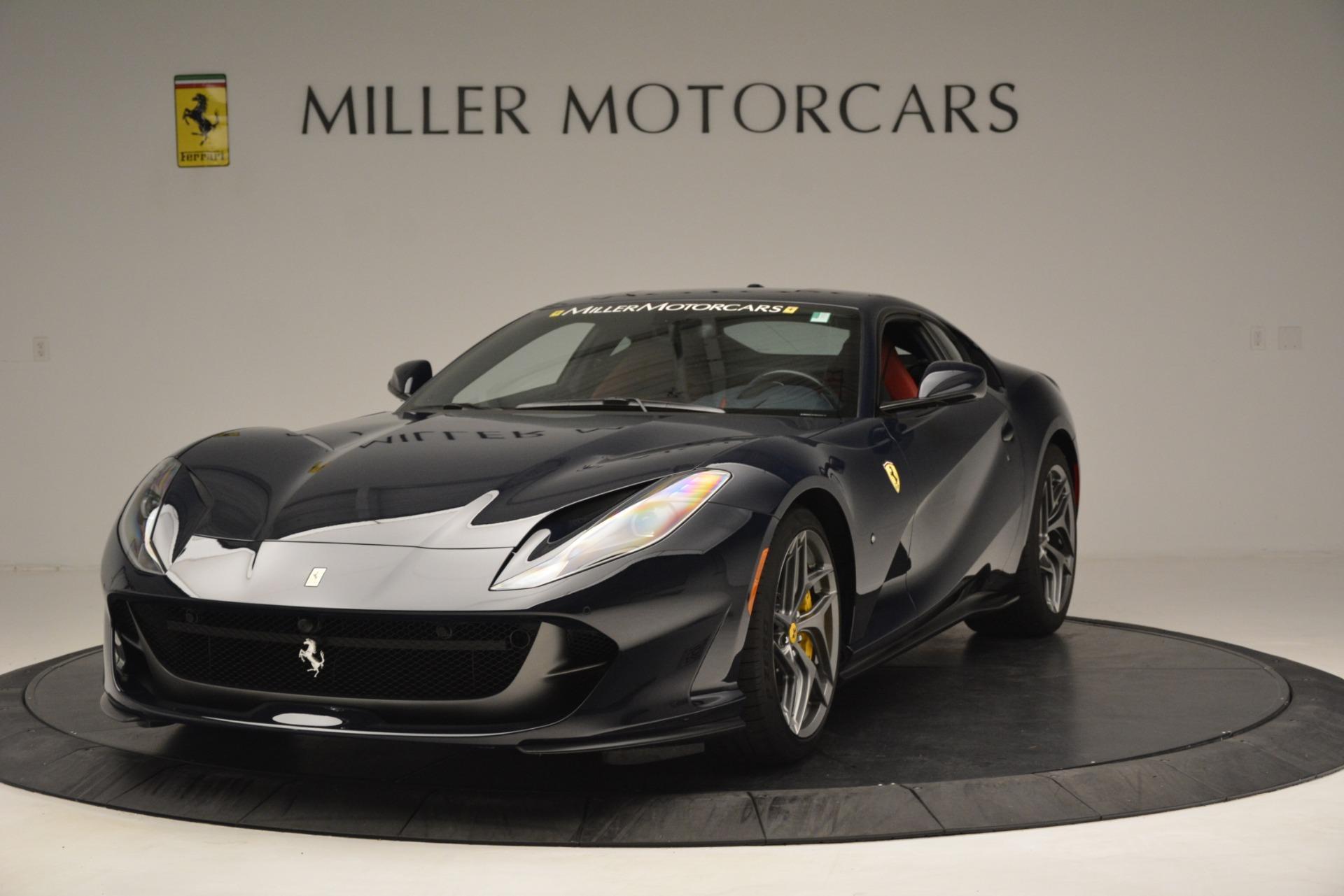 Used 2018 Ferrari 812 Superfast for sale $349,900 at Maserati of Westport in Westport CT 06880 1