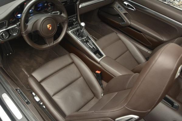 Used 2015 Porsche 911 Carrera S for sale Sold at Maserati of Westport in Westport CT 06880 14