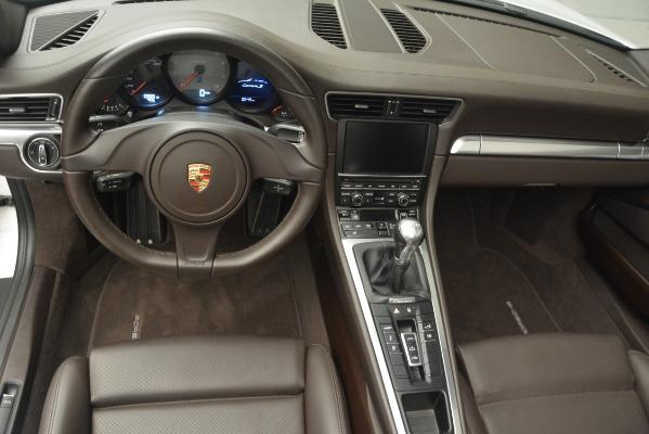 Used 2015 Porsche 911 Carrera S for sale Sold at Maserati of Westport in Westport CT 06880 15