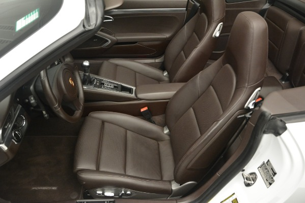 Used 2015 Porsche 911 Carrera S for sale Sold at Maserati of Westport in Westport CT 06880 16