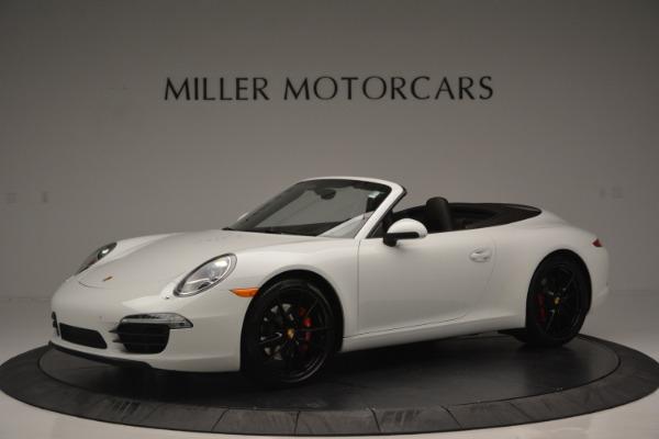 Used 2015 Porsche 911 Carrera S for sale Sold at Maserati of Westport in Westport CT 06880 2