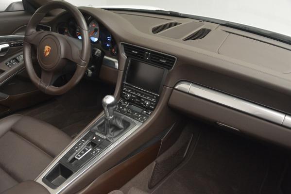Used 2015 Porsche 911 Carrera S for sale Sold at Maserati of Westport in Westport CT 06880 24