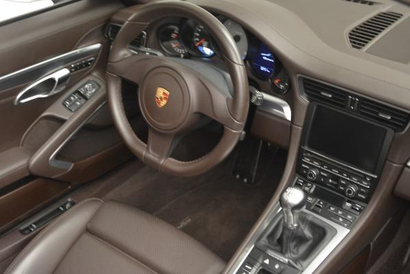 Used 2015 Porsche 911 Carrera S for sale Sold at Maserati of Westport in Westport CT 06880 25