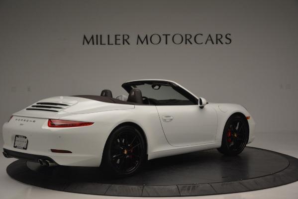 Used 2015 Porsche 911 Carrera S for sale Sold at Maserati of Westport in Westport CT 06880 8