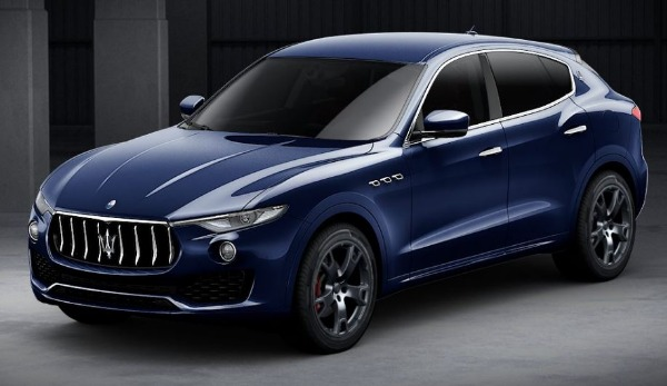 New 2019 Maserati Levante Q4 for sale Sold at Maserati of Westport in Westport CT 06880 1