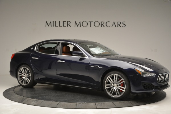 New 2019 Maserati Ghibli S Q4 for sale Sold at Maserati of Westport in Westport CT 06880 10