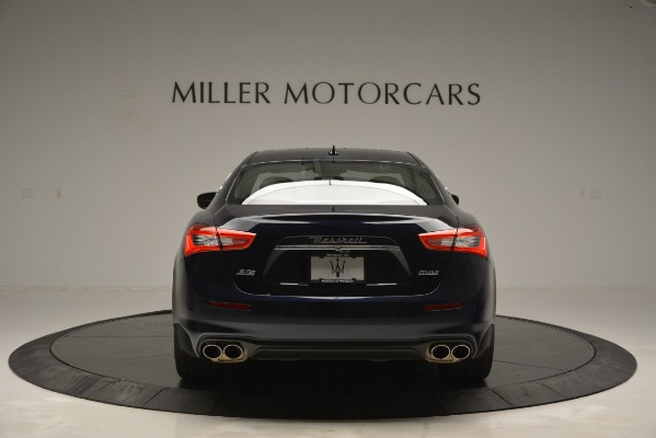 New 2019 Maserati Ghibli S Q4 for sale Sold at Maserati of Westport in Westport CT 06880 6