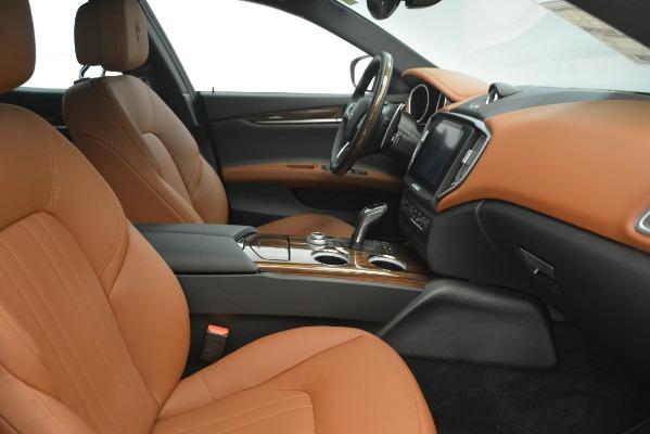 Used 2019 Maserati Ghibli S Q4 for sale Sold at Maserati of Westport in Westport CT 06880 18