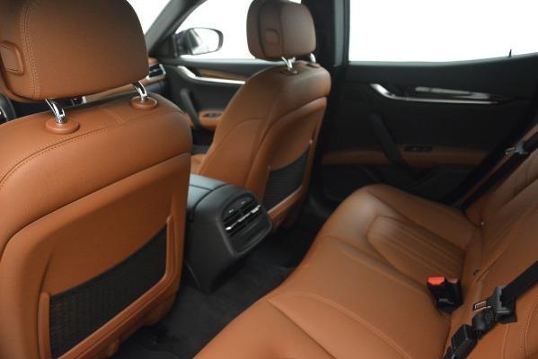 Used 2019 Maserati Ghibli S Q4 for sale Sold at Maserati of Westport in Westport CT 06880 21