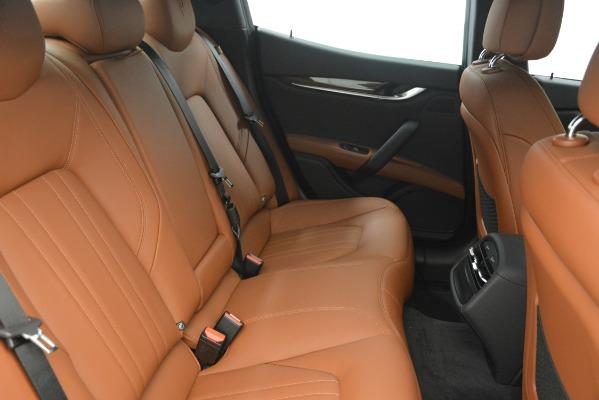 Used 2019 Maserati Ghibli S Q4 for sale Sold at Maserati of Westport in Westport CT 06880 24