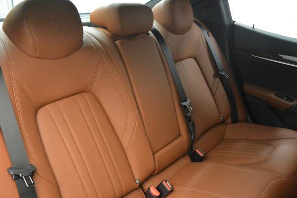 Used 2019 Maserati Ghibli S Q4 for sale Sold at Maserati of Westport in Westport CT 06880 25
