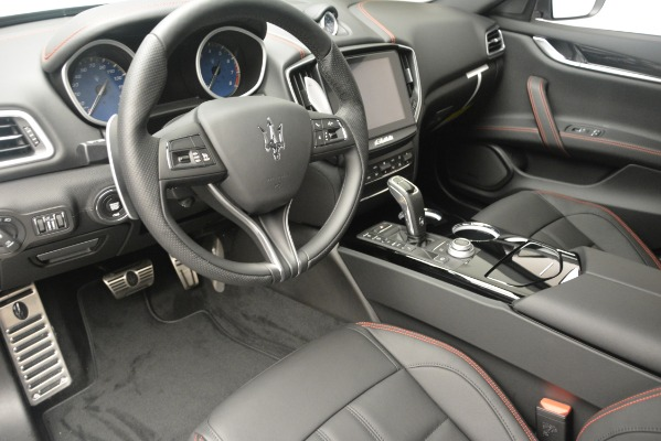 Used 2019 Maserati Ghibli S Q4 GranSport for sale Sold at Maserati of Westport in Westport CT 06880 13