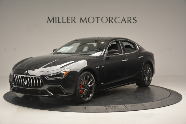 Used 2019 Maserati Ghibli S Q4 GranSport for sale Sold at Maserati of Westport in Westport CT 06880 2