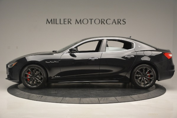 Used 2019 Maserati Ghibli S Q4 GranSport for sale Sold at Maserati of Westport in Westport CT 06880 3