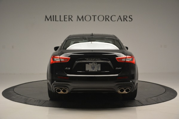 Used 2019 Maserati Ghibli S Q4 GranSport for sale Sold at Maserati of Westport in Westport CT 06880 6