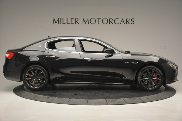 Used 2019 Maserati Ghibli S Q4 GranSport for sale Sold at Maserati of Westport in Westport CT 06880 9