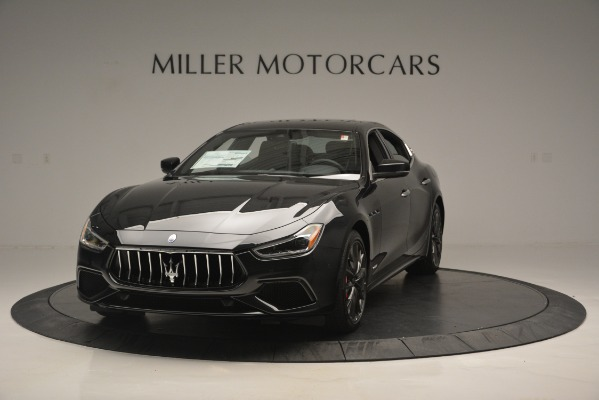 Used 2019 Maserati Ghibli S Q4 GranSport for sale Sold at Maserati of Westport in Westport CT 06880 1