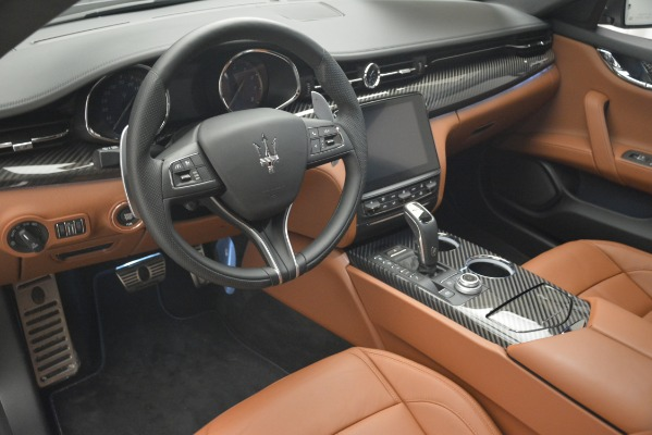 New 2019 Maserati Quattroporte S Q4 GranSport for sale $125,765 at Maserati of Westport in Westport CT 06880 14