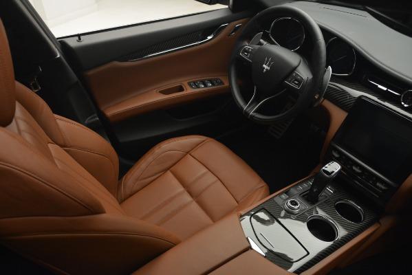 New 2019 Maserati Quattroporte S Q4 GranSport for sale $125,765 at Maserati of Westport in Westport CT 06880 15