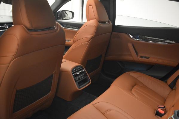 New 2019 Maserati Quattroporte S Q4 GranSport for sale $125,765 at Maserati of Westport in Westport CT 06880 19