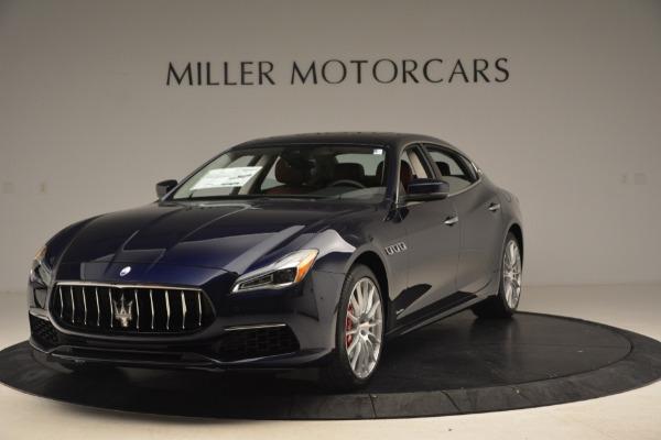 New 2019 Maserati Quattroporte S Q4 GranSport for sale $125,765 at Maserati of Westport in Westport CT 06880 1