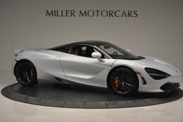 New 2019 McLaren 720S Coupe for sale $344,340 at Maserati of Westport in Westport CT 06880 10