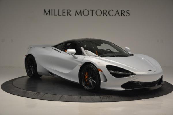 New 2019 McLaren 720S Coupe for sale $344,340 at Maserati of Westport in Westport CT 06880 11