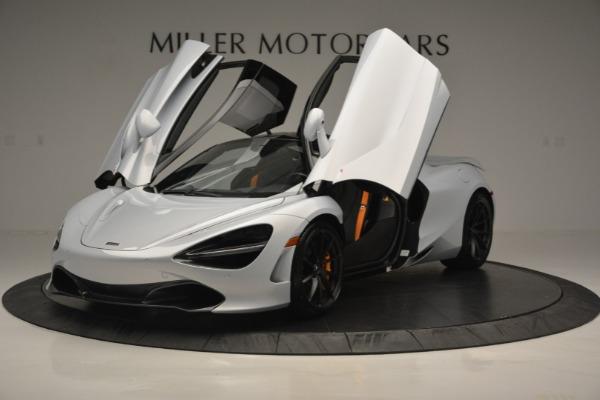 New 2019 McLaren 720S Coupe for sale $344,340 at Maserati of Westport in Westport CT 06880 15
