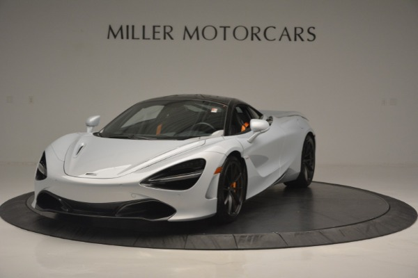 New 2019 McLaren 720S Coupe for sale $344,340 at Maserati of Westport in Westport CT 06880 2