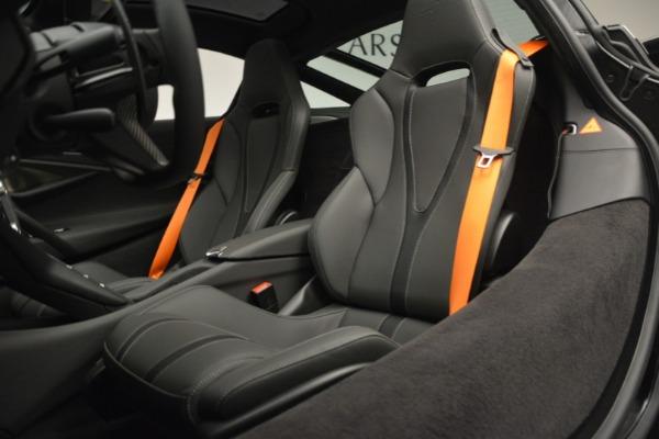 New 2019 McLaren 720S Coupe for sale $344,340 at Maserati of Westport in Westport CT 06880 20