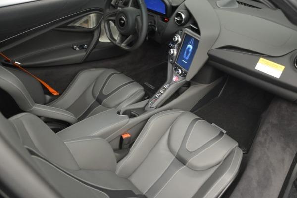 New 2019 McLaren 720S Coupe for sale $344,340 at Maserati of Westport in Westport CT 06880 21