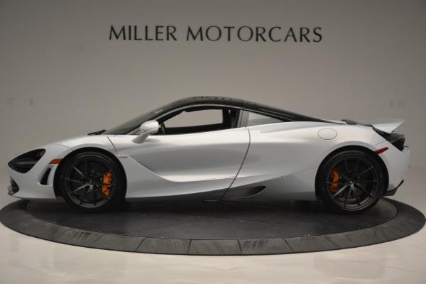 New 2019 McLaren 720S Coupe for sale $344,340 at Maserati of Westport in Westport CT 06880 3
