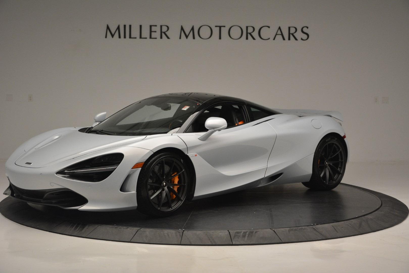 New 2019 McLaren 720S Coupe for sale $344,340 at Maserati of Westport in Westport CT 06880 1