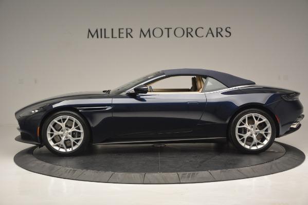 New 2019 Aston Martin DB11 Volante Volante for sale Sold at Maserati of Westport in Westport CT 06880 15