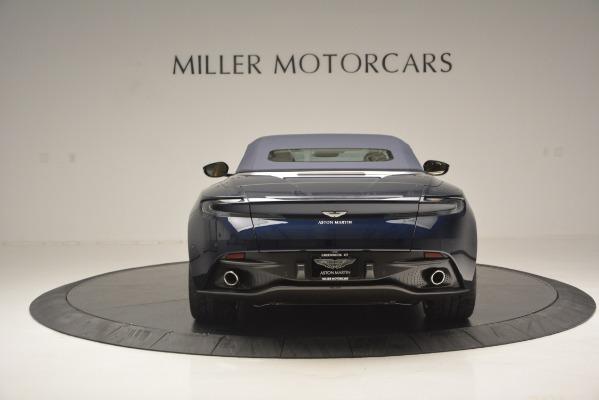 New 2019 Aston Martin DB11 Volante Volante for sale Sold at Maserati of Westport in Westport CT 06880 18