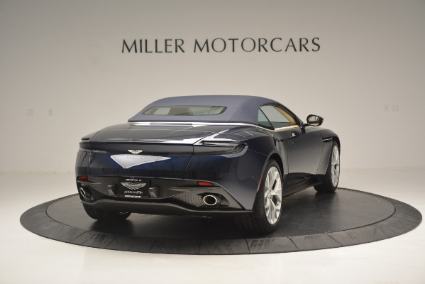 New 2019 Aston Martin DB11 Volante Volante for sale Sold at Maserati of Westport in Westport CT 06880 19