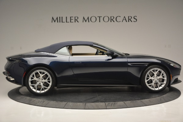 New 2019 Aston Martin DB11 Volante Volante for sale Sold at Maserati of Westport in Westport CT 06880 20