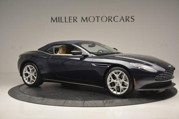New 2019 Aston Martin DB11 Volante Volante for sale Sold at Maserati of Westport in Westport CT 06880 21