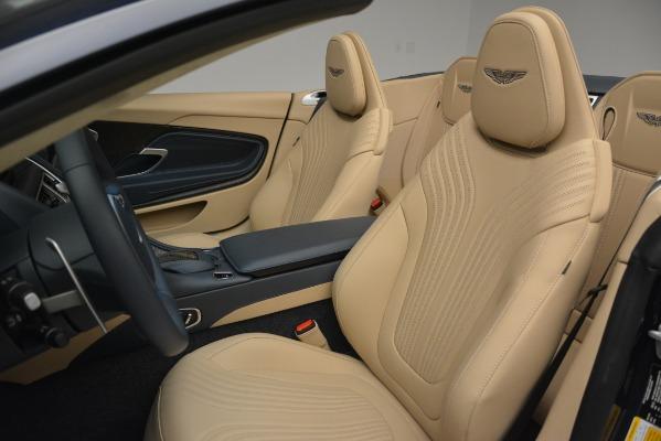 New 2019 Aston Martin DB11 Volante Volante for sale Sold at Maserati of Westport in Westport CT 06880 26