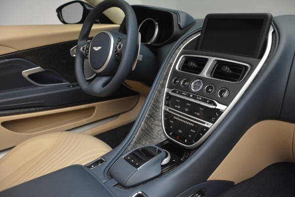New 2019 Aston Martin DB11 Volante Volante for sale Sold at Maserati of Westport in Westport CT 06880 28