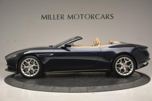 New 2019 Aston Martin DB11 Volante Volante for sale Sold at Maserati of Westport in Westport CT 06880 3