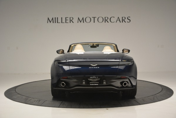 New 2019 Aston Martin DB11 Volante Volante for sale Sold at Maserati of Westport in Westport CT 06880 6