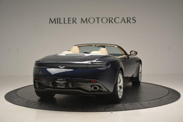 New 2019 Aston Martin DB11 Volante Volante for sale Sold at Maserati of Westport in Westport CT 06880 7