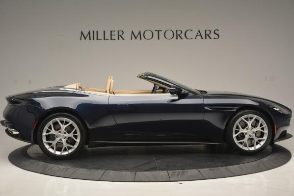 New 2019 Aston Martin DB11 Volante Volante for sale Sold at Maserati of Westport in Westport CT 06880 9
