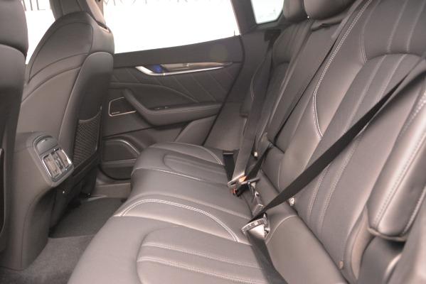 New 2019 Maserati Levante S Q4 GranSport for sale Sold at Maserati of Westport in Westport CT 06880 18