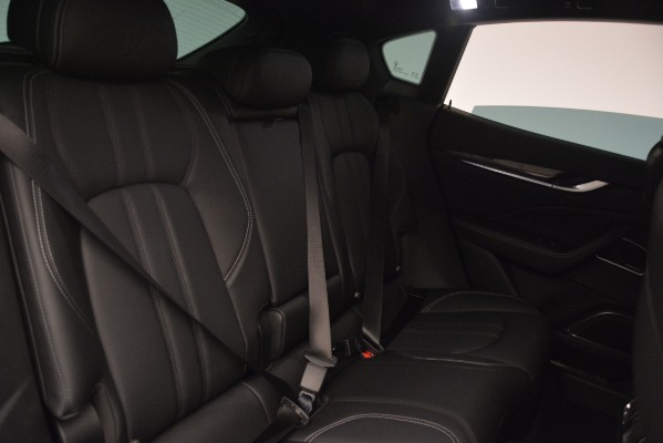 New 2019 Maserati Levante S Q4 GranSport for sale Sold at Maserati of Westport in Westport CT 06880 25