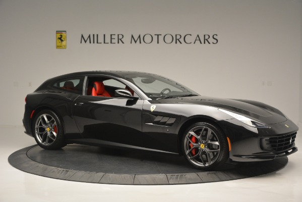 Used 2018 Ferrari GTC4LussoT V8 for sale Sold at Maserati of Westport in Westport CT 06880 10