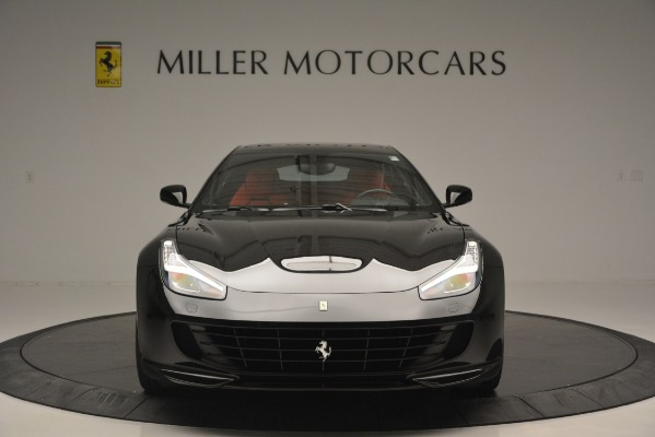 Used 2018 Ferrari GTC4LussoT V8 for sale Sold at Maserati of Westport in Westport CT 06880 12