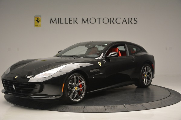 Used 2018 Ferrari GTC4LussoT V8 for sale Sold at Maserati of Westport in Westport CT 06880 2
